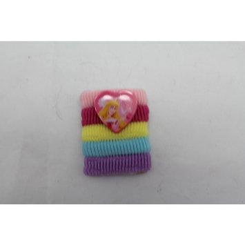 Disney Princess Mini Aurora Scrunchies (5pc Only 1 Has Aurora)