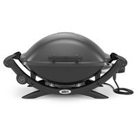 Weber-stephen Weber Grills Q 2400 Portable Electric Grill Gray