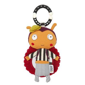 Mamas & Papas Linkie Toy - Lottie Ladybird