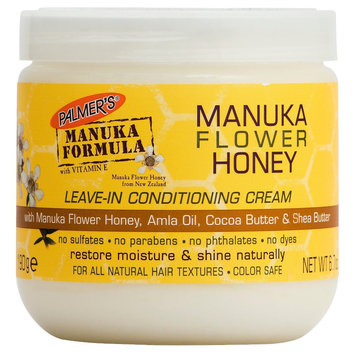 Palmer's Manuka Flower Honey Leave-In Conditioning Cream - 6.7 fl oz