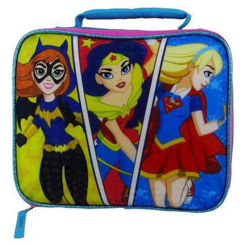 Fast Forward DC Superhero Girls Lunch Bag