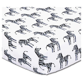 The Peanut Shell - Indio 100% Cotton Fitted Sheet