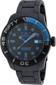 INVICTA MEN'S TI-22 BLACK TITANIUM BRACELET & CASE AUTOMATIC WATCH 20517