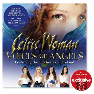 Celtic Woman - Voices of Angels (Target Exclusive)
