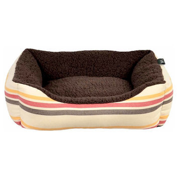 Woolrich Alleghany Rectangle Dog Bed Size: 20