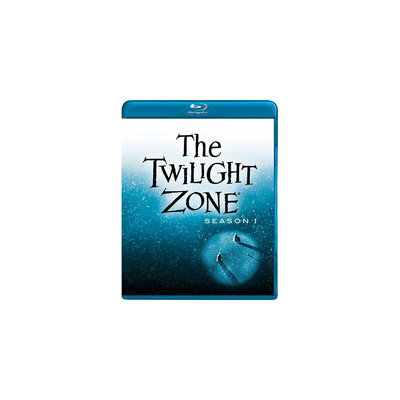 Paramount - Uni Dist Cor Twilight Zone-Season One Blu-ray
