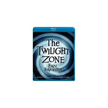 Paramount - Uni Dist Cor Twilight Zone-Fan Favorites Blu-ray