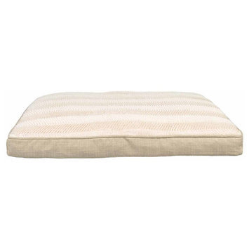 Animal Planet Rectangle Gusset Dog Bed