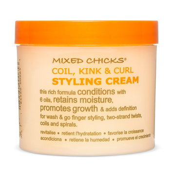 Mixed Chicks Coil, Kink & Curl Styling Cream, 12 oz.
