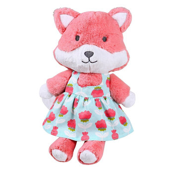 Farallon Brands The Peanut Shell Mila Plush Fox in Dress