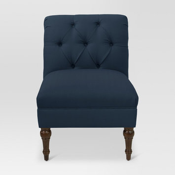Arched Back Chair - Sterling Azure - Threshold, Blue