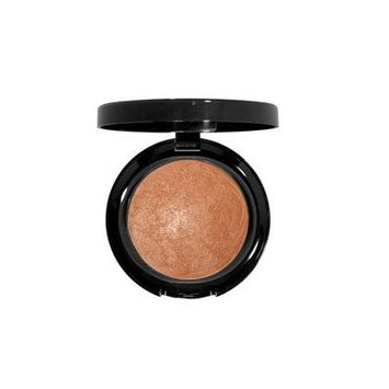 Jolie Baked Bronzing Powder - Luxurious Satin Smooth Texture, Hyopallergenic - Fiji