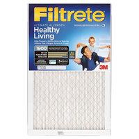 Filtrete - 12 in x 12 in x 1 in - Ultra Allergen Air Filter - White
