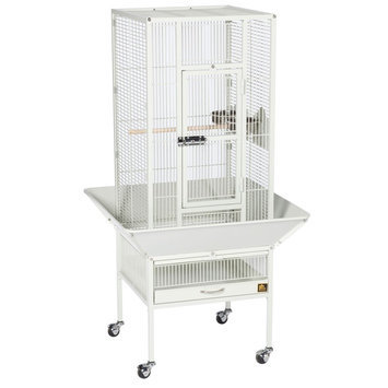 Prevue Pet Products Parkway Wrought Iron Bird Cage
