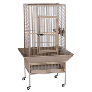 Prevue Pet Products Parkway Wrought Iron Bird Cage Coco