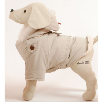 Petego Alaskan Cream Dog Coat 12 in