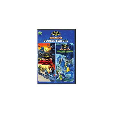 Warner Brothers Batman Unlimited-Animal Instincts/Monster Mayhem DVD