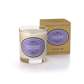 Naturally European Freesia and Pear Scented Candle