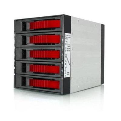 iStarUSA BPU-350SATA-RED 3x5.25