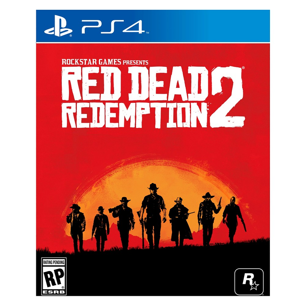 Take 2 Red Dead Redemption 2 Playstation 4 [PS4]