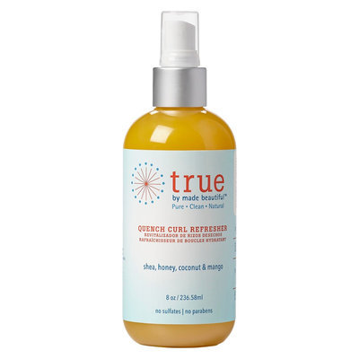 true by made beautiful Quench Curl Refresher - 8oz