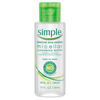 Simple Kind to Skin Cleansing Water Micellar