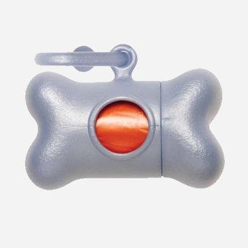 Petego Bon Ton Luxury Dog Waste Bag Dispenser Color: Light Blue