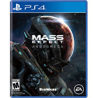 Electronic Arts Mass Effect: Andromeda (PlayStation 4)