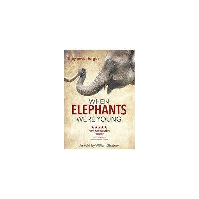 When Elephants Were Young (Blu-ray)