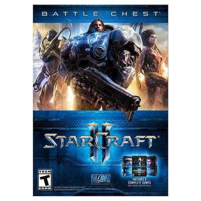 Activision Starcraft II Battle Chest PC Games [PCG]