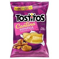 Tostitos® tostitos Thin & Crispy Cantina Sopapilla Cinnamon & Sugar Tortilla Chips