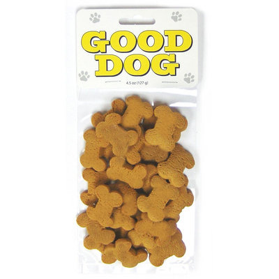 Claudia's Cuisine Claudia's Canine Cuisine Good Dog Biscuit size: 6 Oz