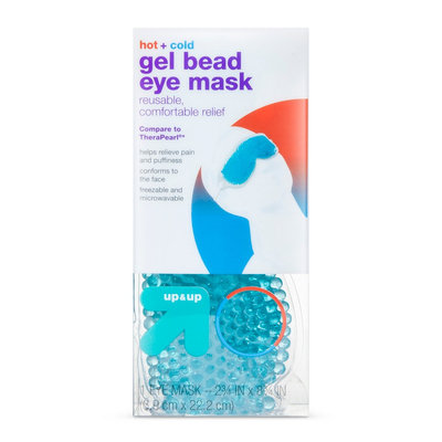 Hot+Cold Gel Bead Eye Mask - up & up