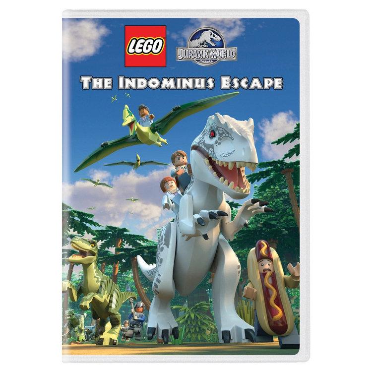 Mca Lego Jurassic World-Indominus Escape DVD