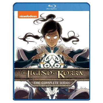 Legend of Korra: The Complete Series (Blu-ray)