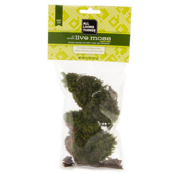 All Living Things® Live Moss Hermit Crab Bedding