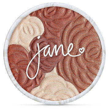 Jane Cosmetics Face Powder Medium .35 oz, Tan