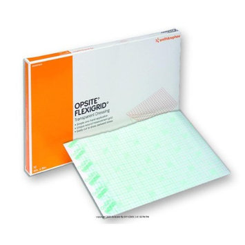 OpSite Flexigrid with One Hand Delivery, Opsite Flexigrid 2.375X2.75, (1 EACH, 1 EACH)