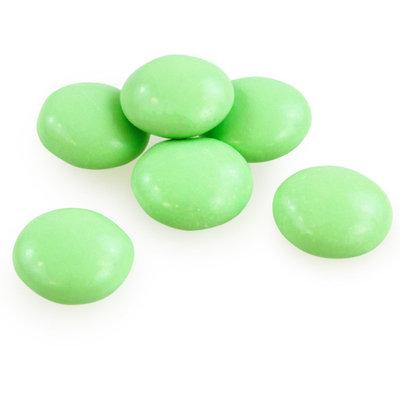 Georgia's Pastel Green Milk Chocolate Gems 2 Lbs