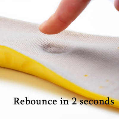 Shoe Insoles, Orthotic Insoles, Arch support insoles, Memory Foam Insoles Providing Excellent Shock Absorption and Cushioning for Feet Relief, Comfortable Insoles for Men And Women for Everyday Use...
