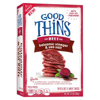 Good Thins 3.75 oz, Crackers