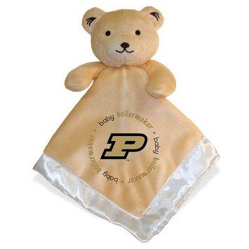 Fansedge Purdue Boilermakers Infant Snuggle Bear Security Blanket