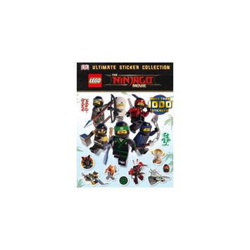 Lego Ninjago Movie Ultimate Sticker Collection (Paperback)