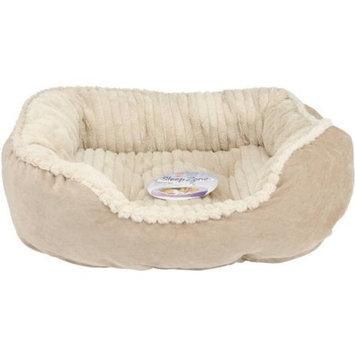 Carved Plush Cuddler Step-In Bed, 26
