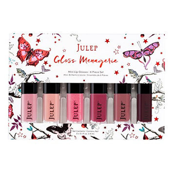 Julep Gloss Menagerie - 6 Piece Mini Lip Gloss Set