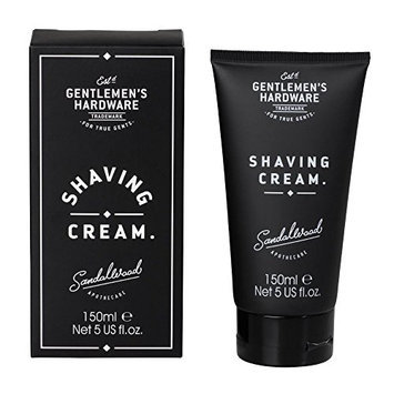 Wild and Wolf Gentlemen's Hardware Apothecary Shaving Cream