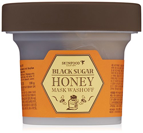 SKINFOOD Black Sugar Honey Mask