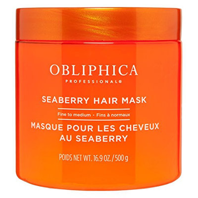 Obliphica Professional Fine to Medium Seaberry Mask