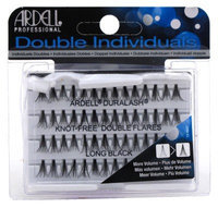 Ardell Double Individual Long Black Knot Free Naturals