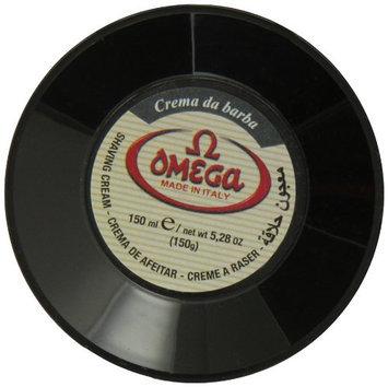 Omega 46001 Shaving Cream in Bowl